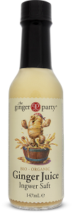 ginger juice -ginger people - energy