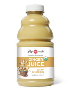 ginger people- organic ginger juice - 947ml bottle