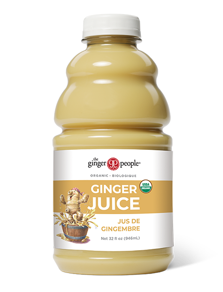 ginger people- organic ginger juice - 947ml bottle