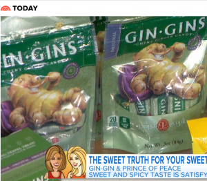 gin gins - ginger people - today show