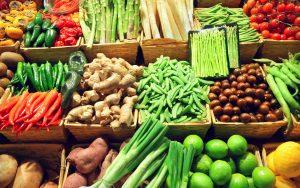 vegetables market - ginger - ginger people