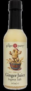 ginger juice - energy without caffeine