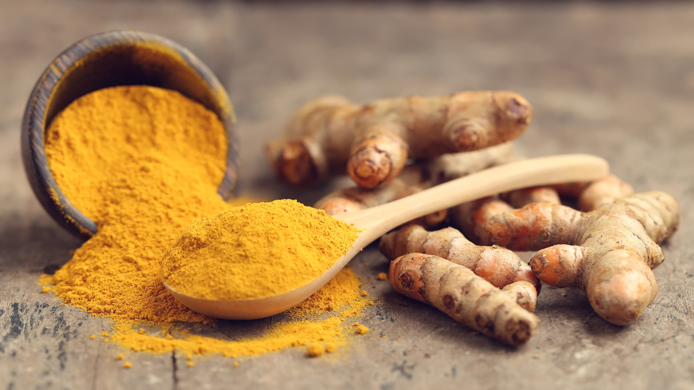 turmeric - ginger people - safe for children