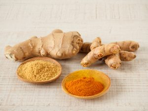 ginger people - ginger and turmeric