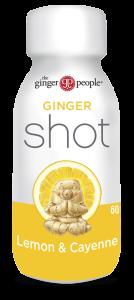 Ginger people - Australia - lemon and cayenne ginger shot
