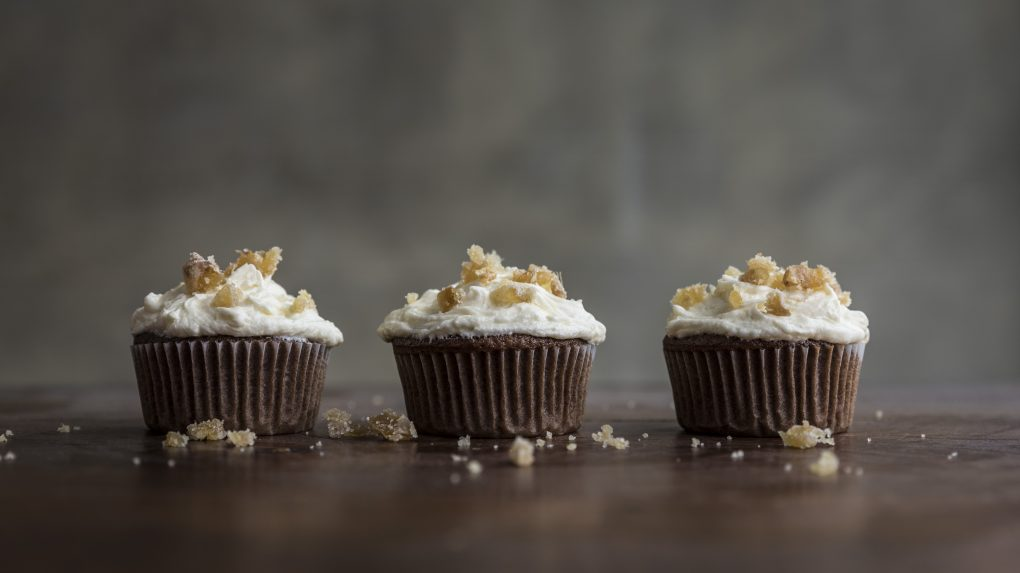 dark and stormy cupcakes - the ginger people