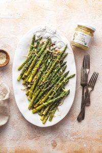 ginger people - asparagus - organic pickled ginger