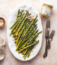 ginger people - asparagus - organic pickled ginger